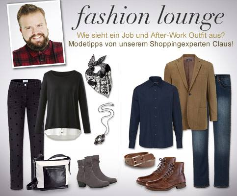 Happy Size Fashion Lounge Business Casual März 2015