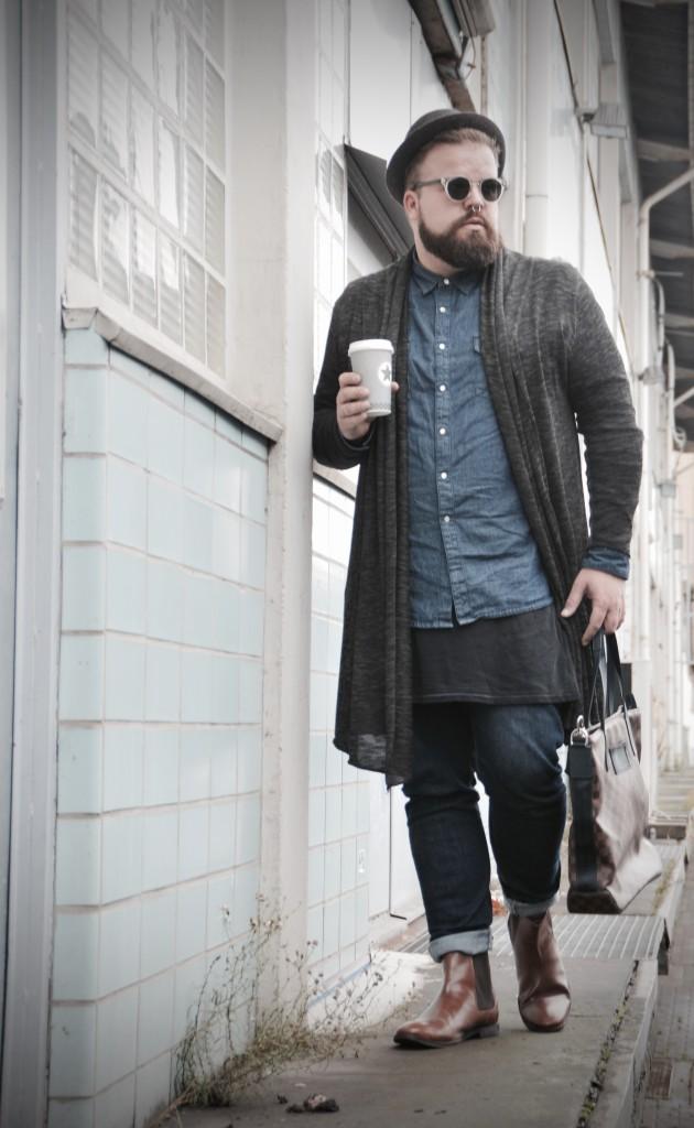 Denim Jeans Berlin Style