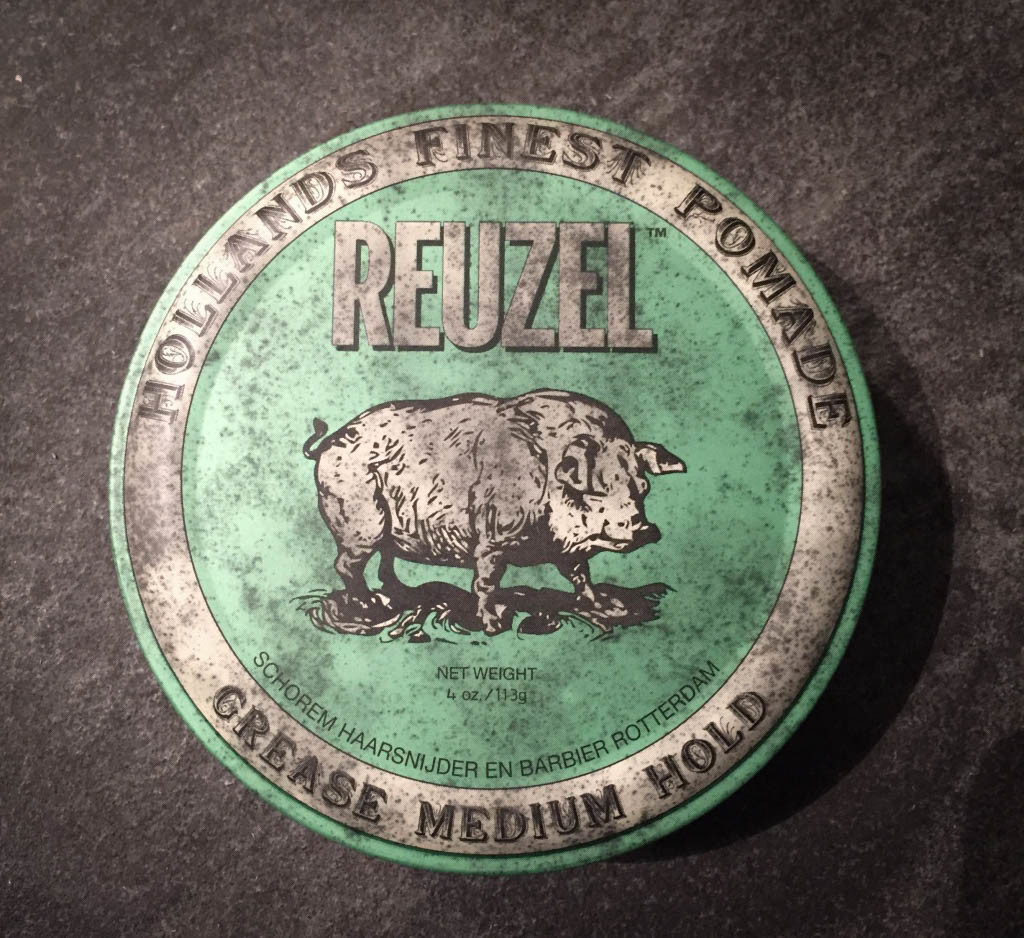 Reuzel Pomade Medium Hold