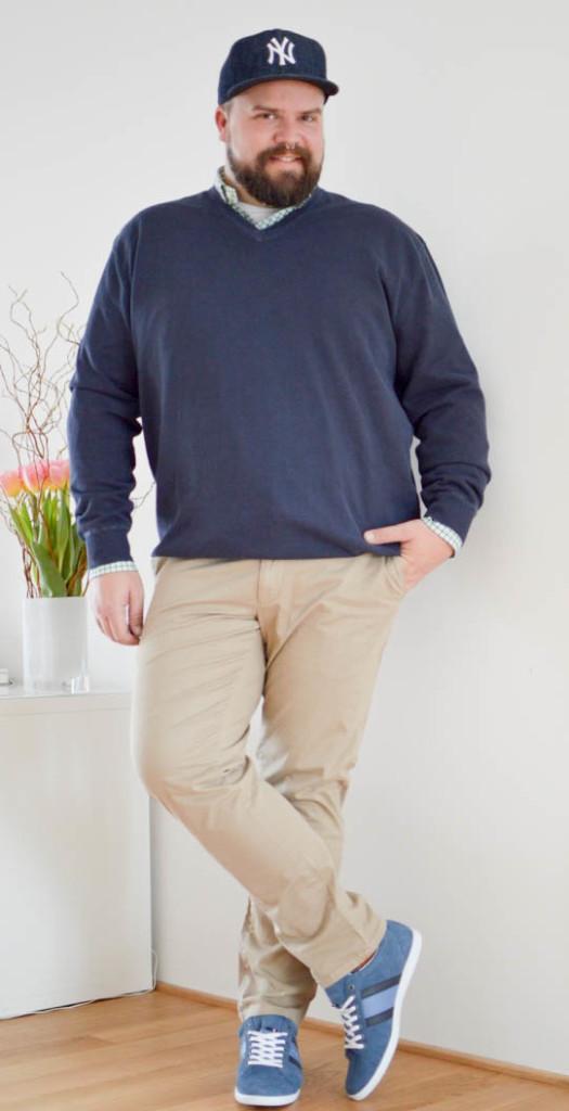 Modomoto für Plus Size Männer