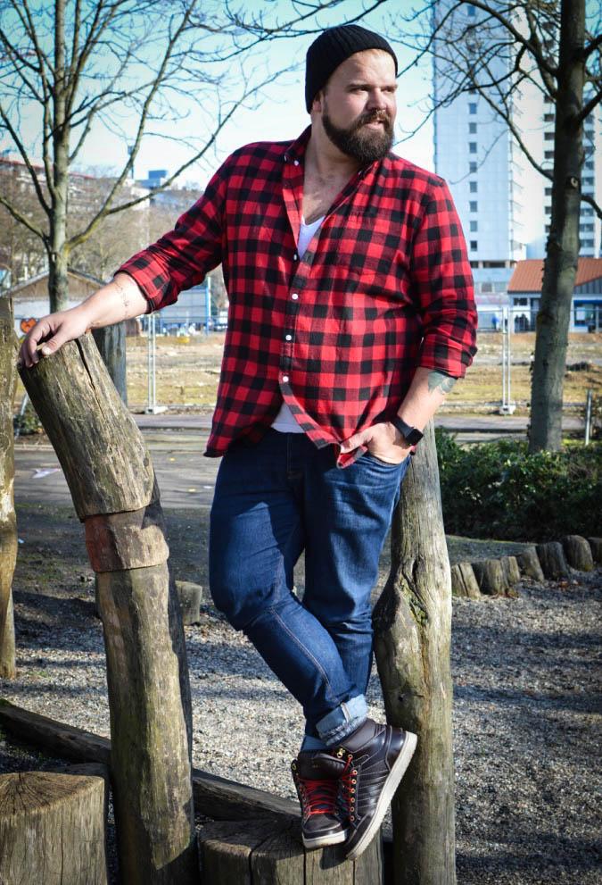Karohemd Lumberjack