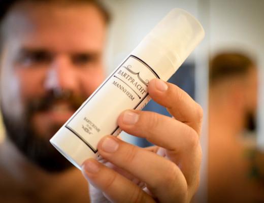 Bartcreme von Bartpracht