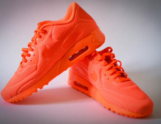 Nike Air Max neon orange Male Plus Size Blog