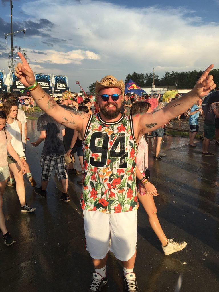 Summer Festival Look Soutside Festival 2016