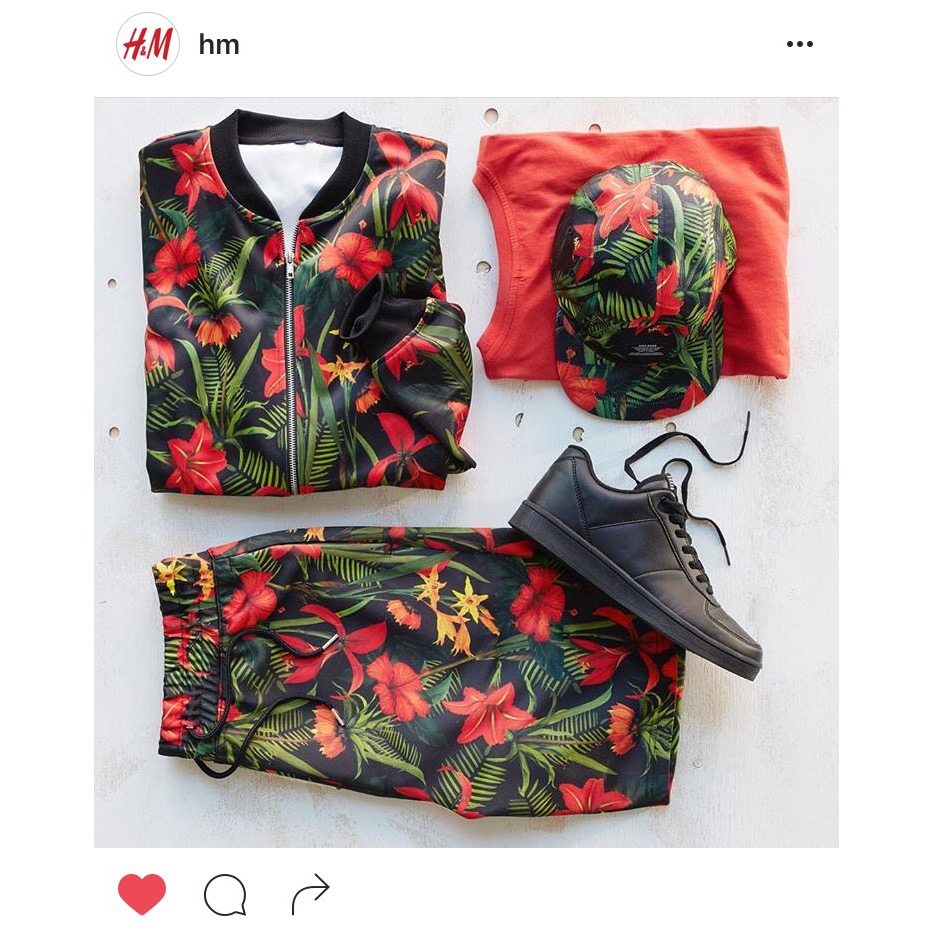 Quelle: H&M Instagram