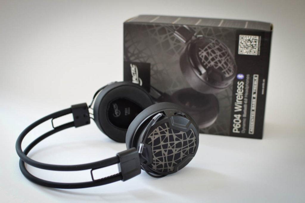 Kopfhörer Headspeaker Artig P604 Wireless bluetooth schnurlose Kopfhörer