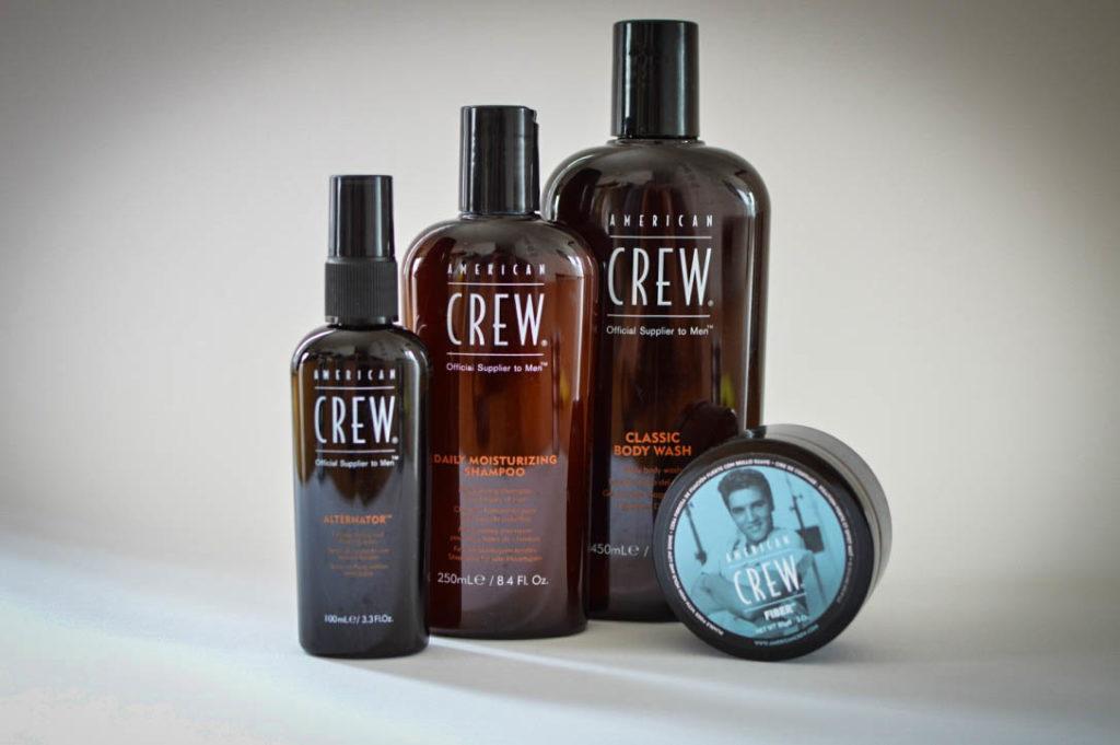 American Crew Pflegeserie Plus Size Mann Shampoo Duschgel Styling