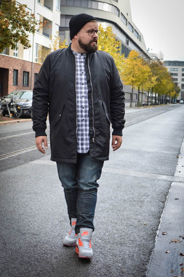 free shipping 5e958 7512e Male Plus Size Blog Blogger Model große Größen Herren ...