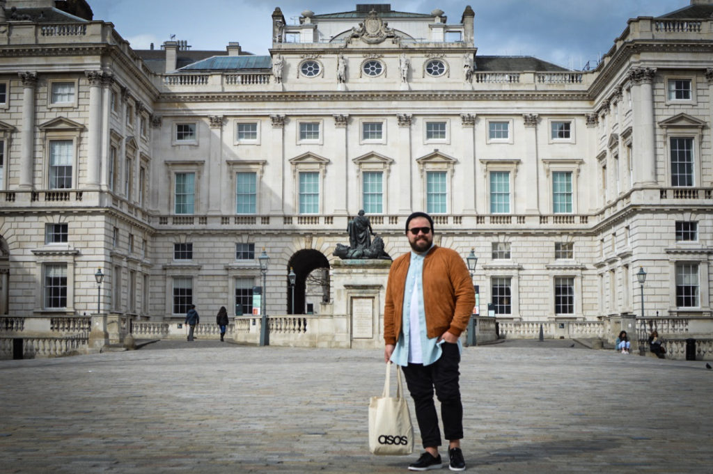 ASOS PLUS London Sommerset House
