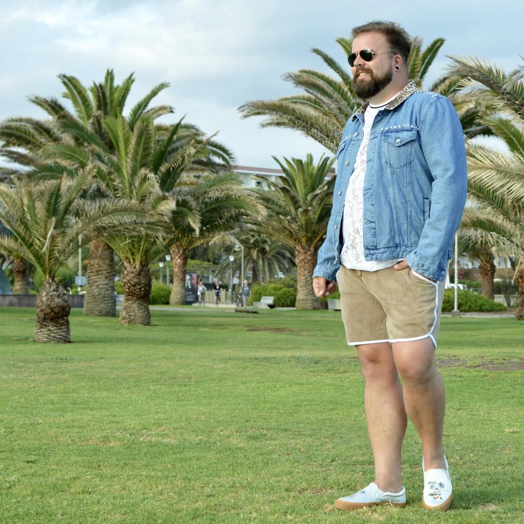 98cae221700 Coachella Plus Size Outfit by ASOS PLUS Model Blogger Claus Fleissner