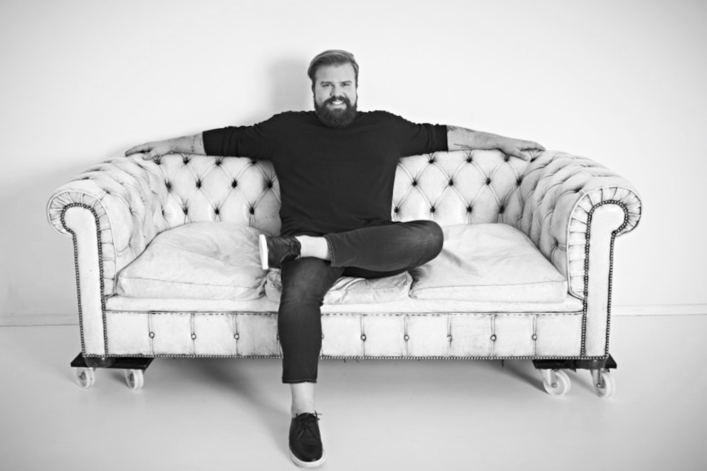 Claus Fleissner Male Plus Size Model Sedcard Shooting Blog Blogger XXL