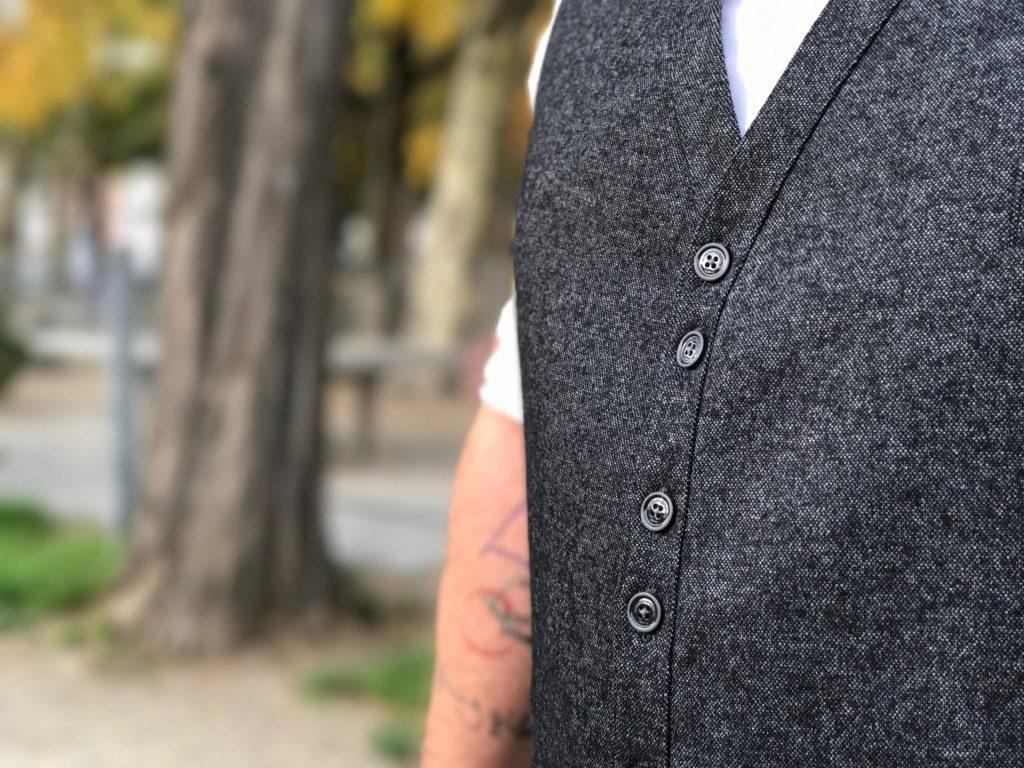 Lederjacke und Weste von engbers XXL Plus Size Fashion