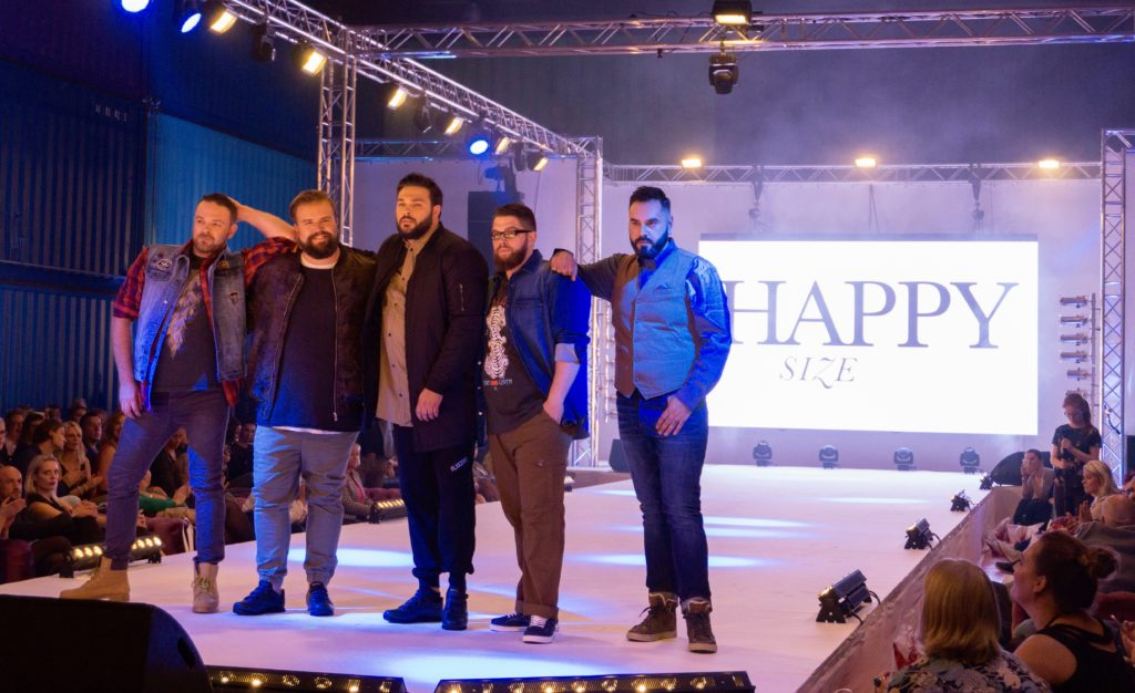 Happy Size Catwalk Show Plus Size Fashiondays Hamburg 2017