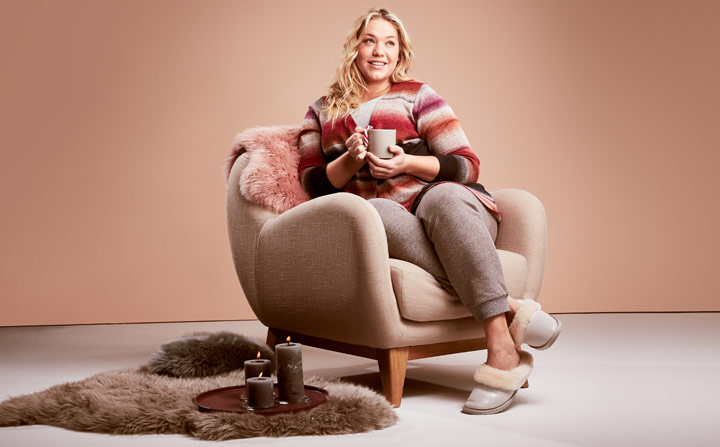 Happy Size Weihnachtskampagne Plus Size Fashion