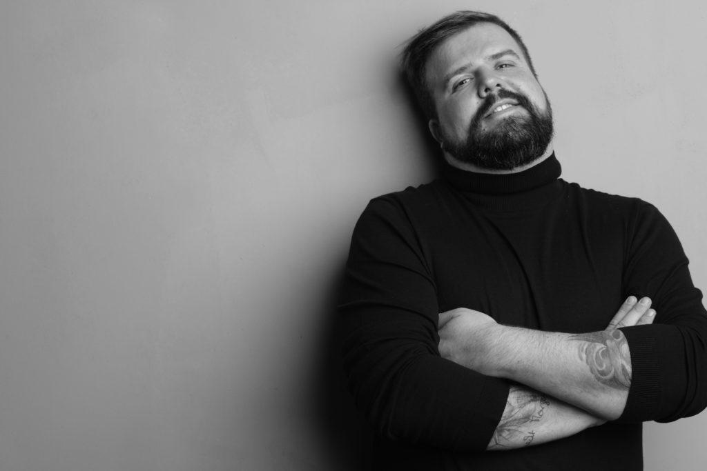Plus Size Model Claus Fleissner Blogger Blog große Größen Übergrößen KULT Modelagency Mann XXL