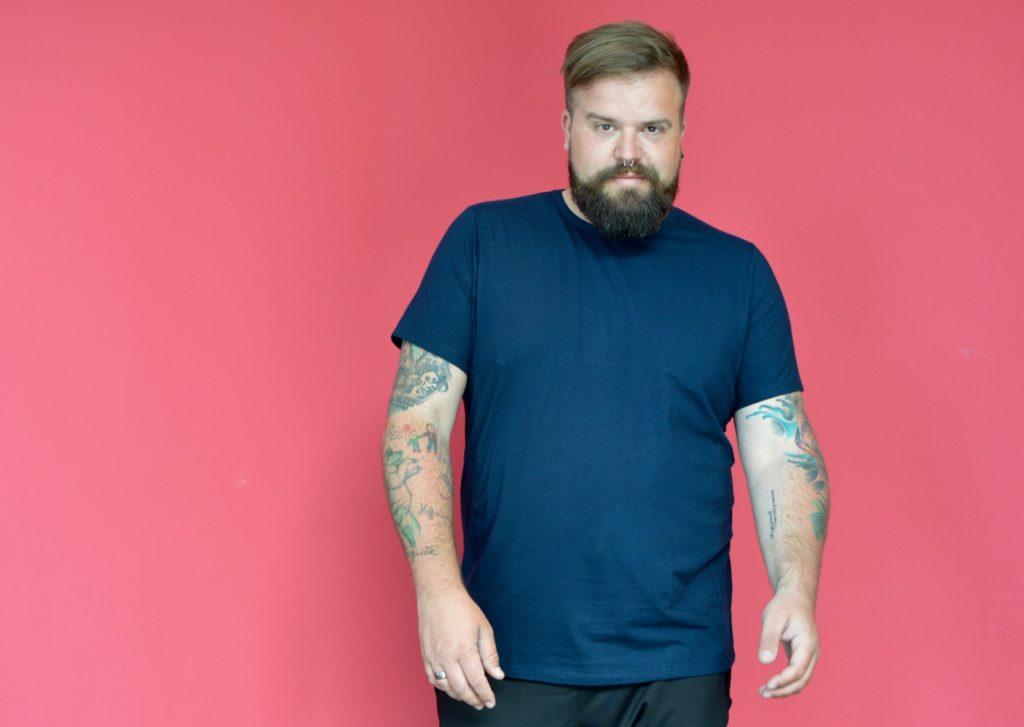 Alca Fashion T-Shirt perfekte Passform in Übergröße bis 8 XL