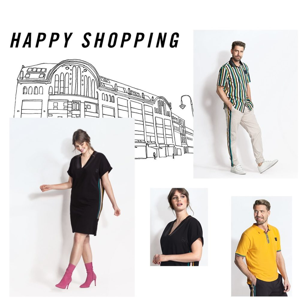 MICHALSKY Berlin for Happy Size Plus Size Collection 7 Days designed by Michael Michalsky Citylights Designer