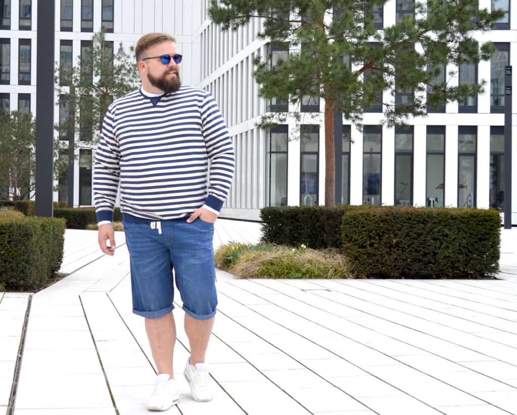 Jan Vanderstorm Herrenmode XXL Plus Size Fashion Übergröße Claus Fleissner