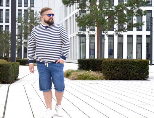 Jan Vanderstorm Herrenmode XXL Plus Size Fashion Übergröße Claus Fleissner