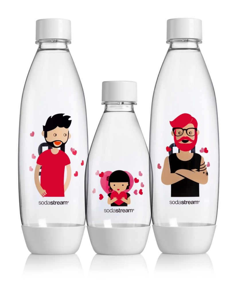 SodaStream Fuse Fathers Väter Love Is Love Home is where your Love is Gewinnspiel