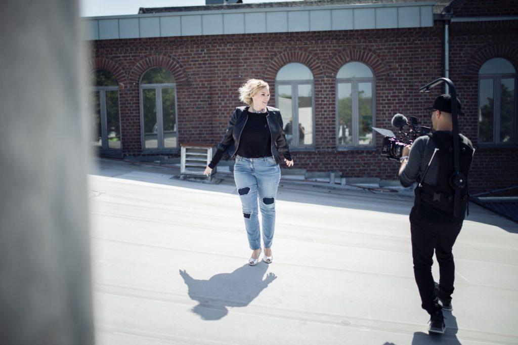 Curvy Supermodel 2018 RTL2 Castingshow Jury Claus Fleissner Elizabeth Boateng Happy Size