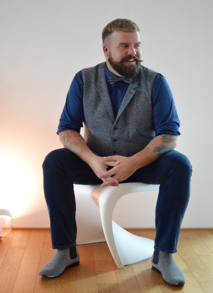 Weihnachtsoutfit engbers Xmas Plus Size