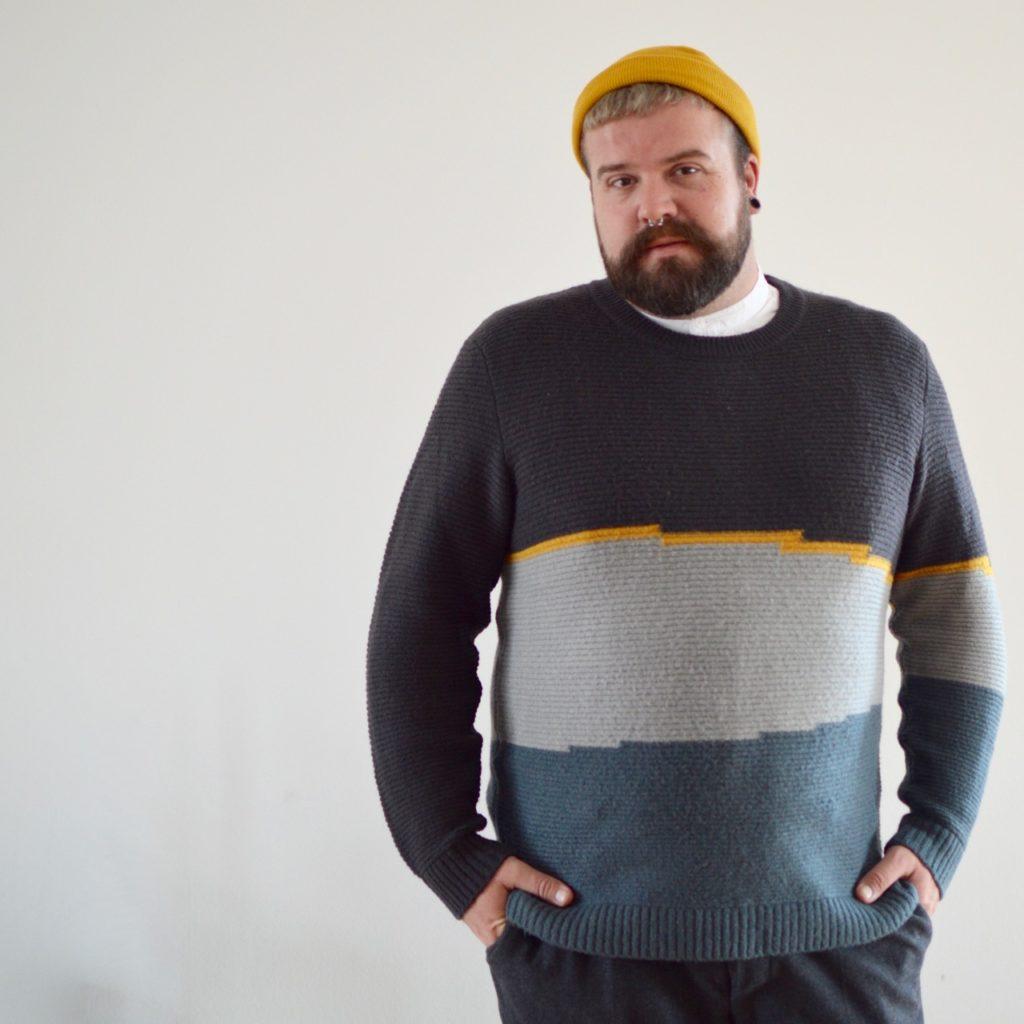 Fischermützen Strickmütze Fishermans Beanie Outfit pimpen