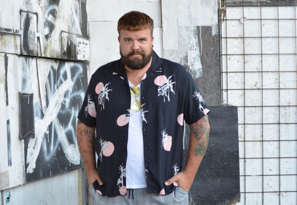 New Look Men Plus Size Asos Shirt Hemd Hawaiian Print summer outfit Sommer