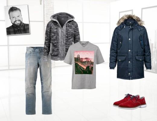Happy Size Fashion Lounge Winterspaziergang