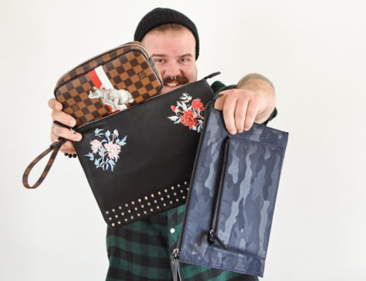 Extra Inches Plus Size clutches for men
