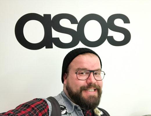 ASOS Headquarter London Plus and Tall