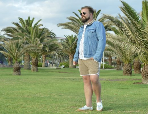 Coachella Plus Size Outfit by ASOS PLUS Model Blogger Claus Fleissner
