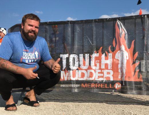 Tough Mudder Meridian Spa Fitness Plus Size Sport