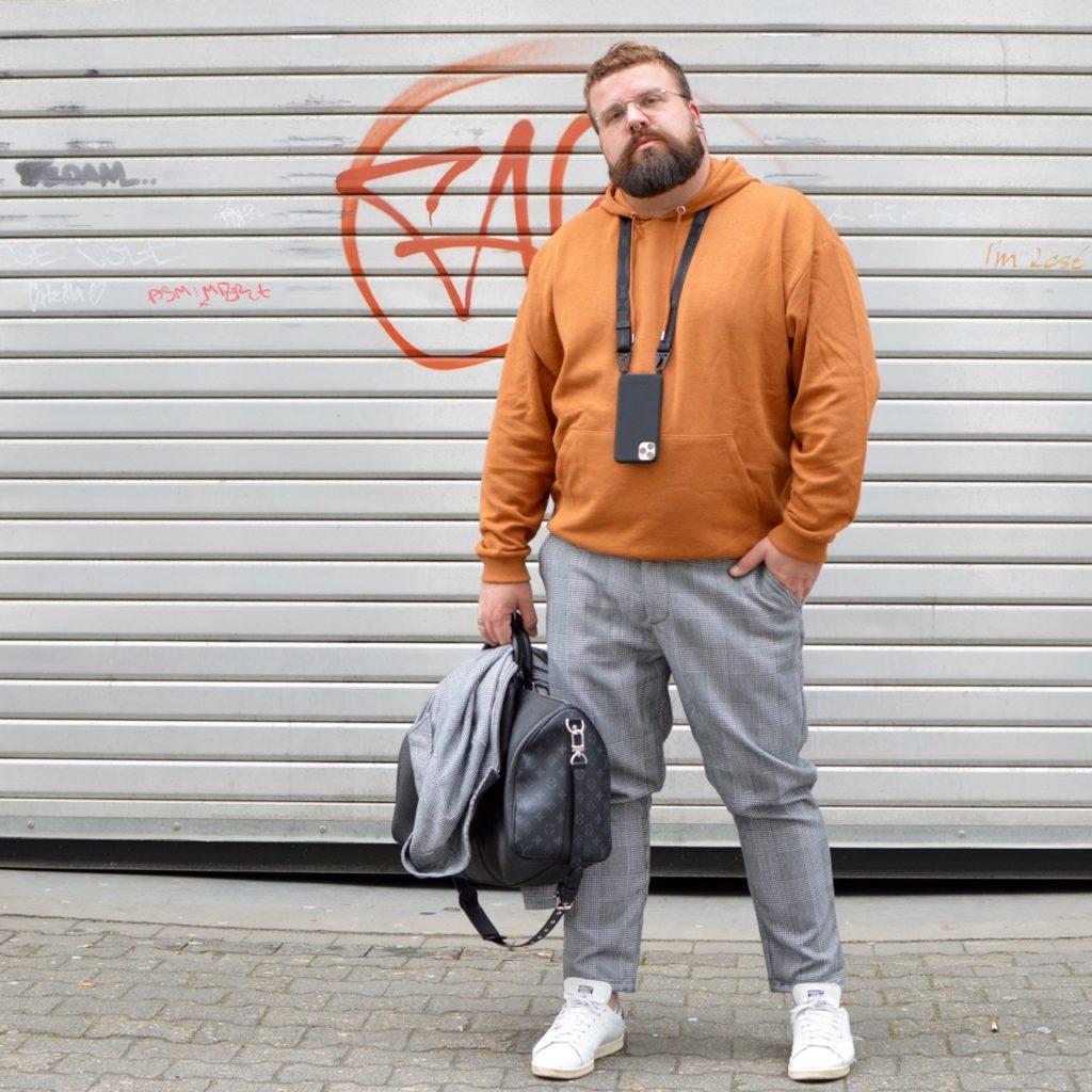 Asos Plus Size Suit Karoanzug Kombiteil