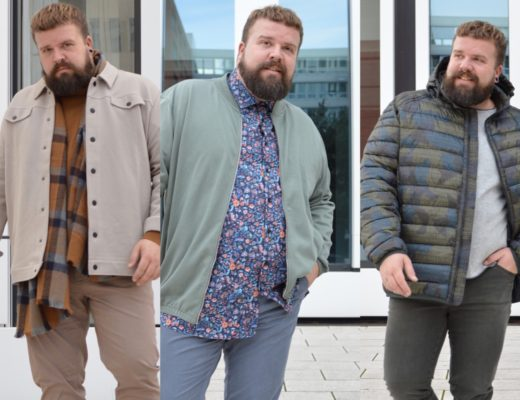 Outfittery Plus Size große Größe Styling persönlicher Stylist curated Shopping
