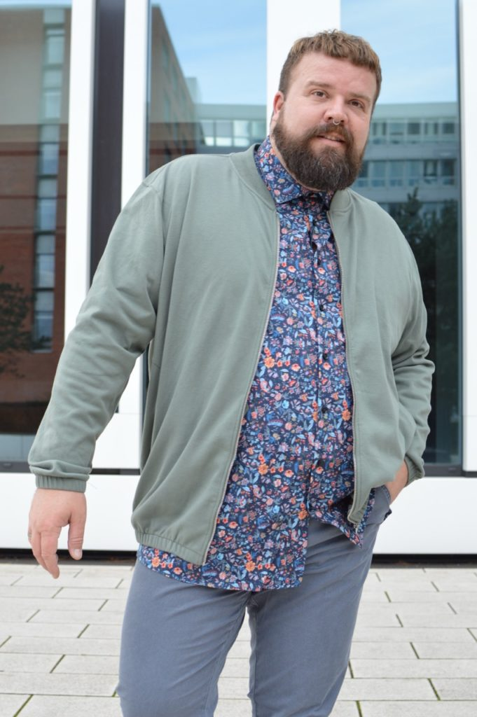 Outfittery Plus Size Styling persönlicher Stylist curated Shopping