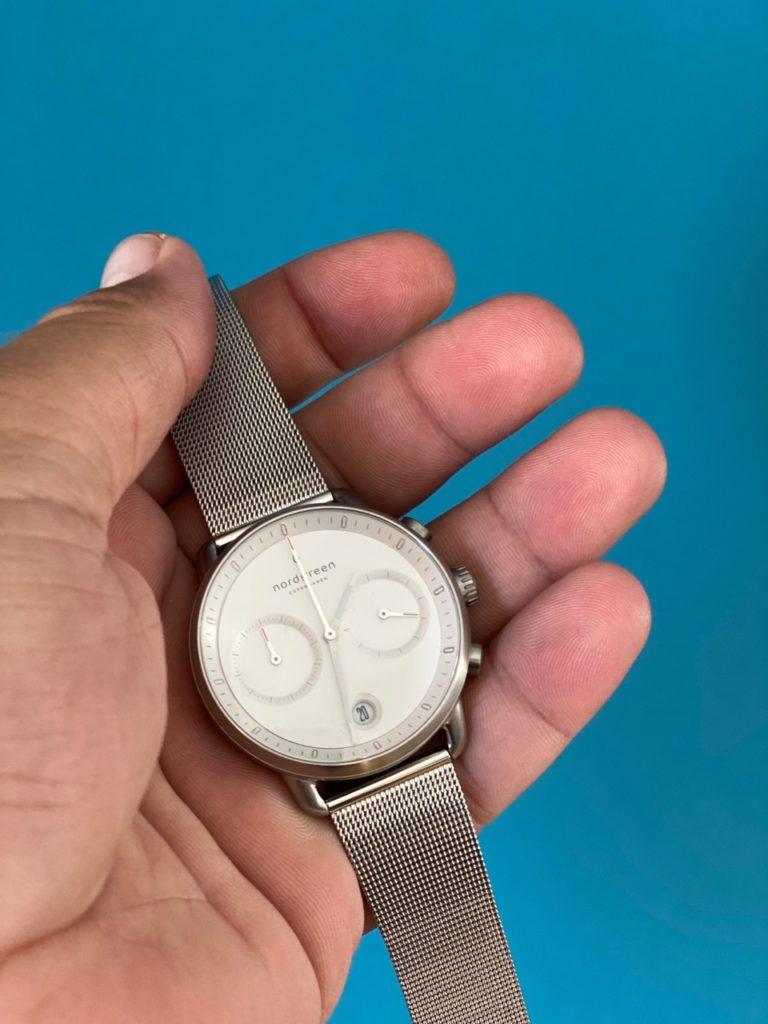 Nordgreen Armbanduhr Uhr watch Weihnachtsgeschenk Mann Geschenk nachhaltig nordic skandi scandi dänisches Design Denmark