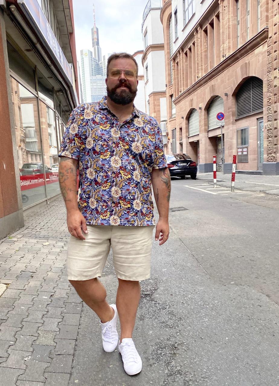 Sommer Outfit Hirmer Große Größen